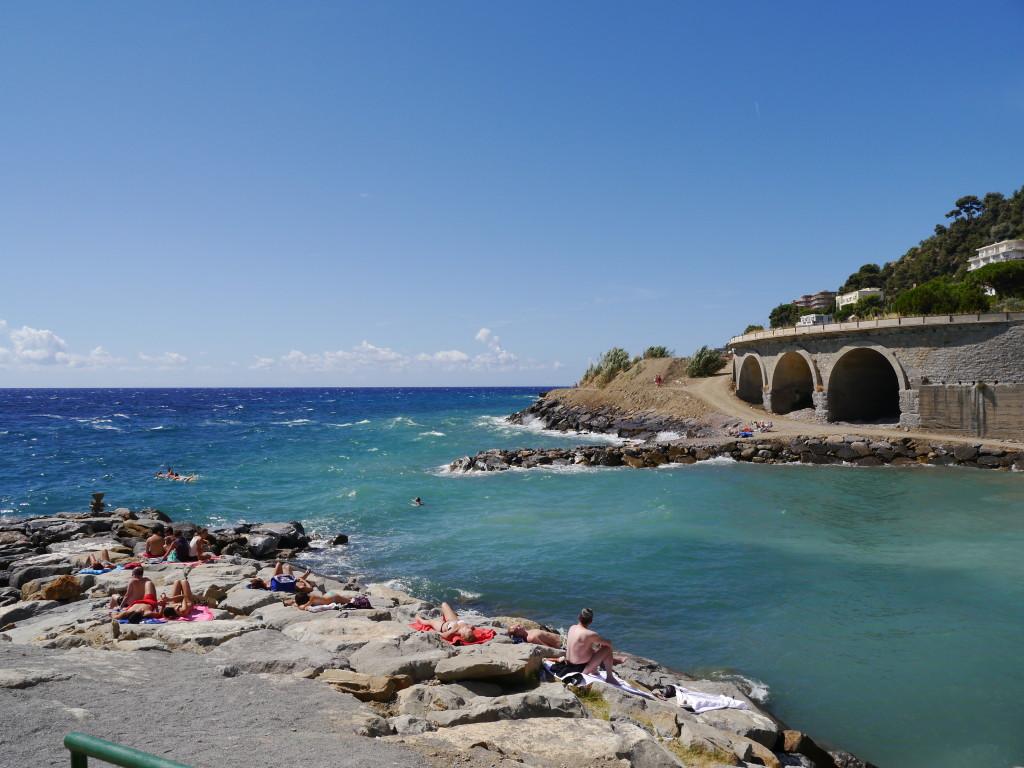 Camping Villaggio dei Fiori Sanremo- morze
