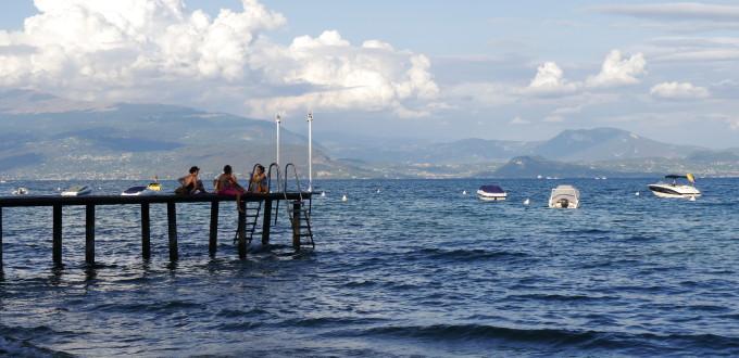 Camping Zocco nad jeziorem Garda