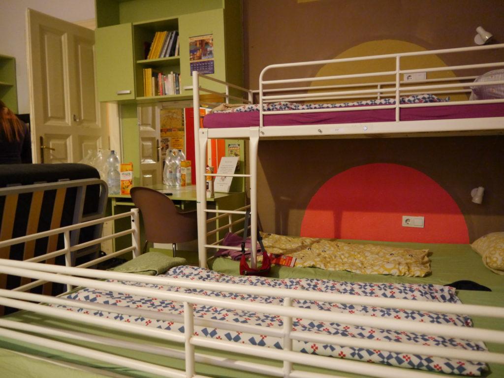 Hotel w Budapeszcie Hostel Budapest Center