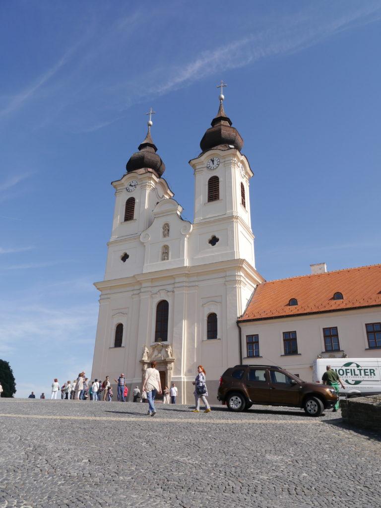 Tihany Balaton Węgry atrakcje