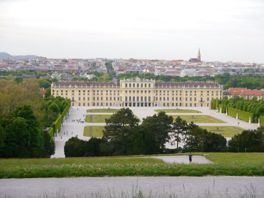 Co zobaczyć w Wiedniu Pałac Schönbrunn