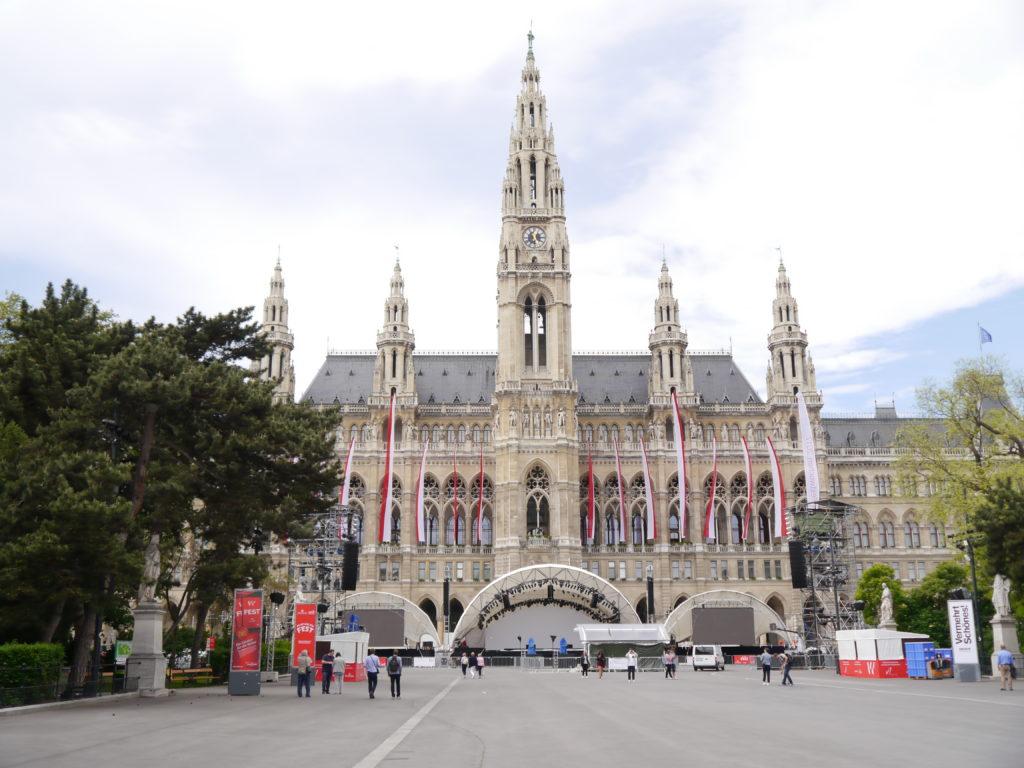 Co zobaczyć w Wiedniu Ratusz