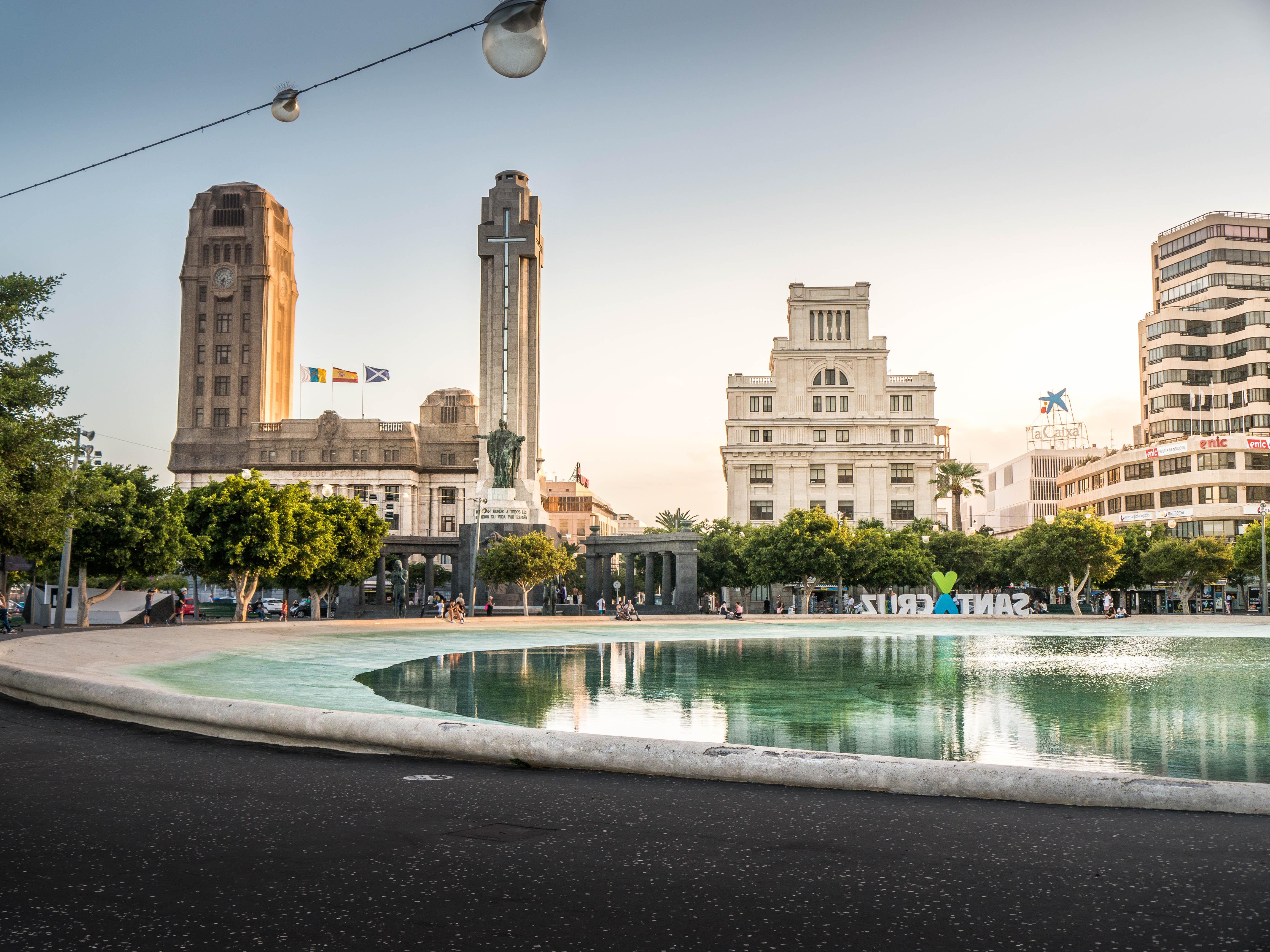 Wakacje na Teneryfie koszt wyjazdu ceny Santa Cruz