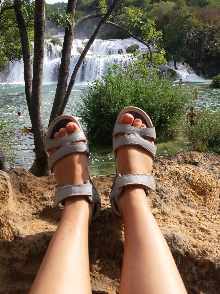 Park Narodowy Krka wodospad Skradinski