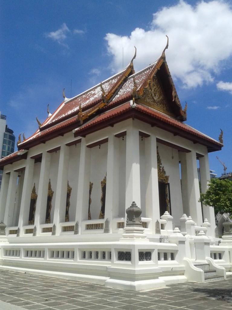 Świątynia w Siam