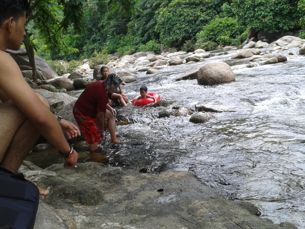 Lan Saka No i co z tego, że rzeka publiczna?
