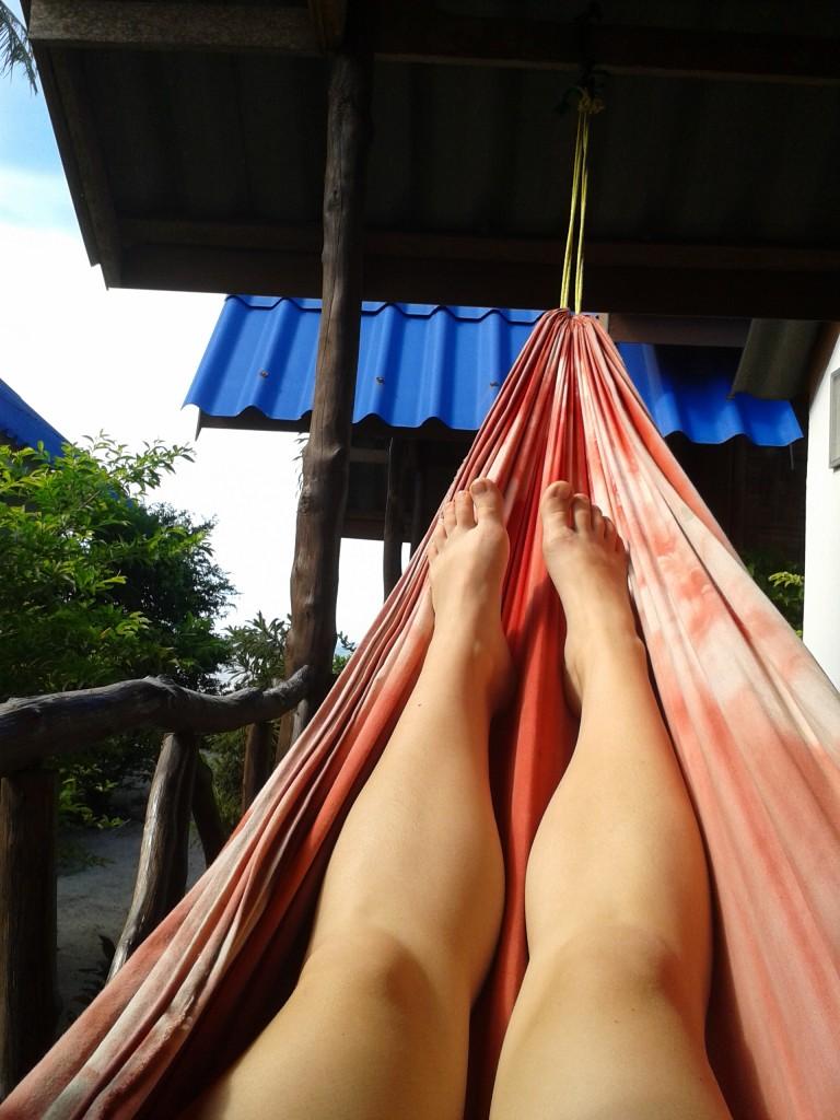 Coco Gardens i mój wymarzony domek na Koh Phangan Jest i hamak!