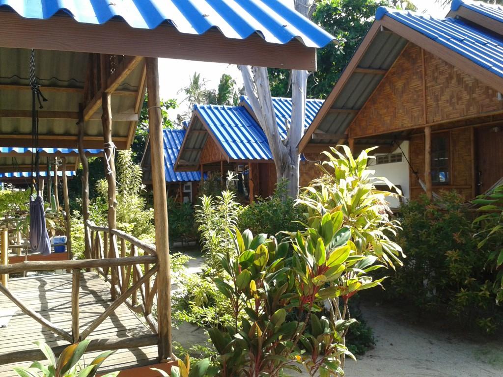 Coco Gardens i mój wymarzony domek na Koh Phangan Drewniane domki!