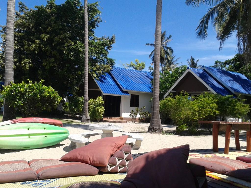 Coco Gardens i mój wymarzony domek na Koh Phangan Najwygodniejsze poduszki na świecie!