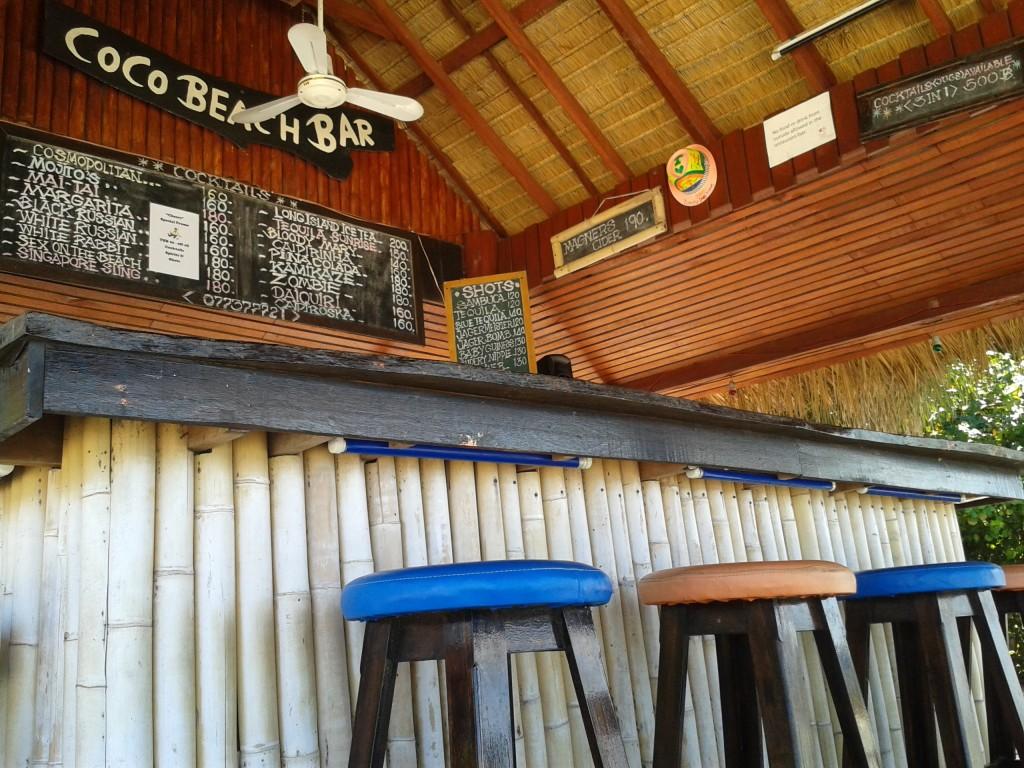 Coco Gardens i mój wymarzony domek na Koh Phangan Bar