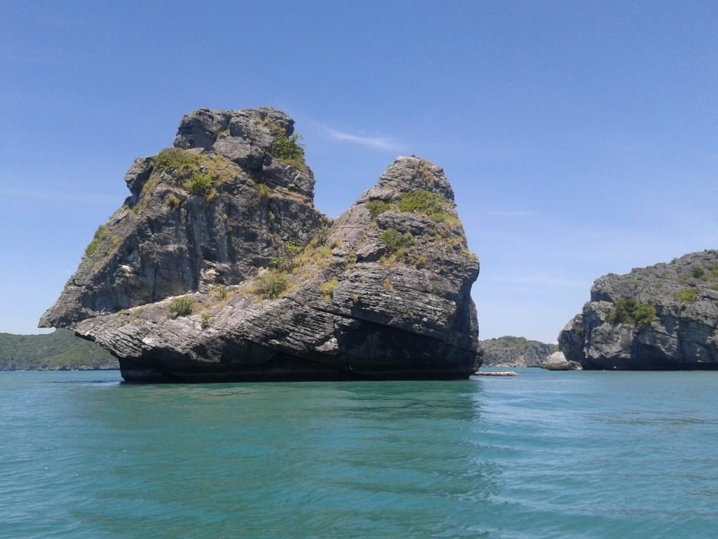 Ang Thong National Marine Park w Tajlandii Płyniemy!