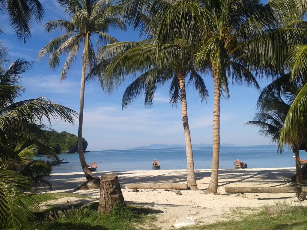 Ang Thong National Marine Park w Tajlandii Niech mnie ktoś uszczypnie... albo lepiej nie ;)
