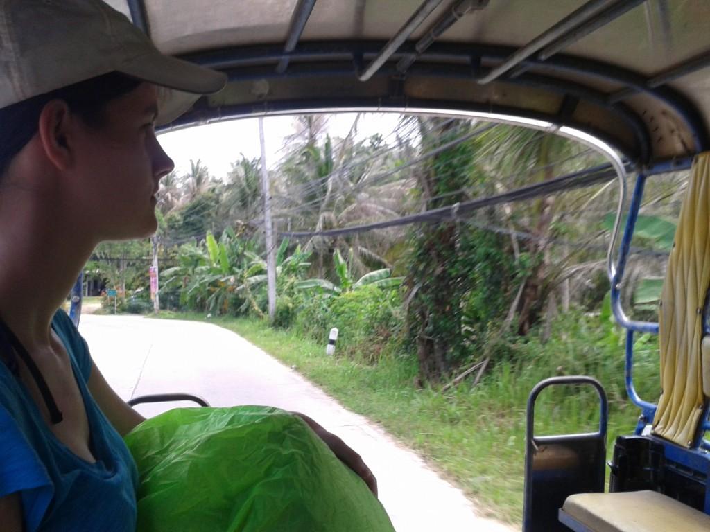 Taxi na Koh Phangan