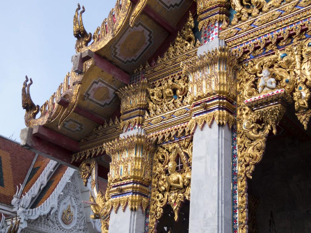 Siam świątynia- Tyyyyle złota!