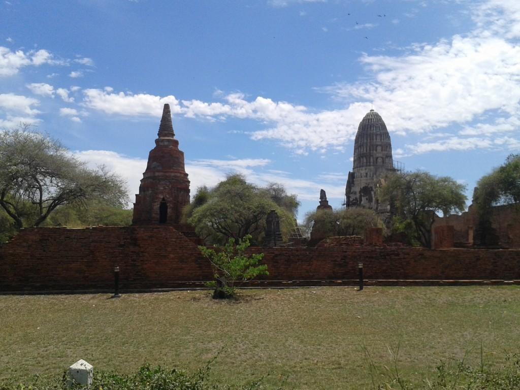 Ayutthaya Wat Ratcha Burana