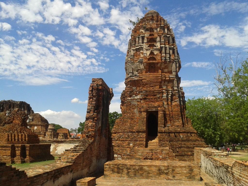 Ayutthaya Ruiny ciąg dalszy :)
