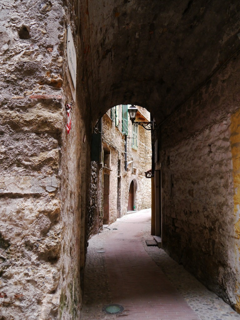 Ventimiglia...jeszcze wyżej :)