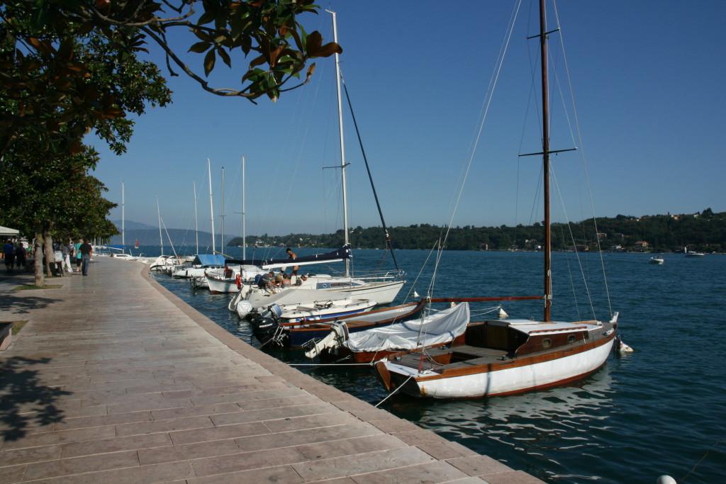 Salo jezioro Garda