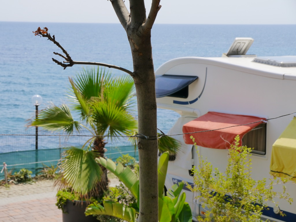 Camping Villaggio dei Fiori Sanremo