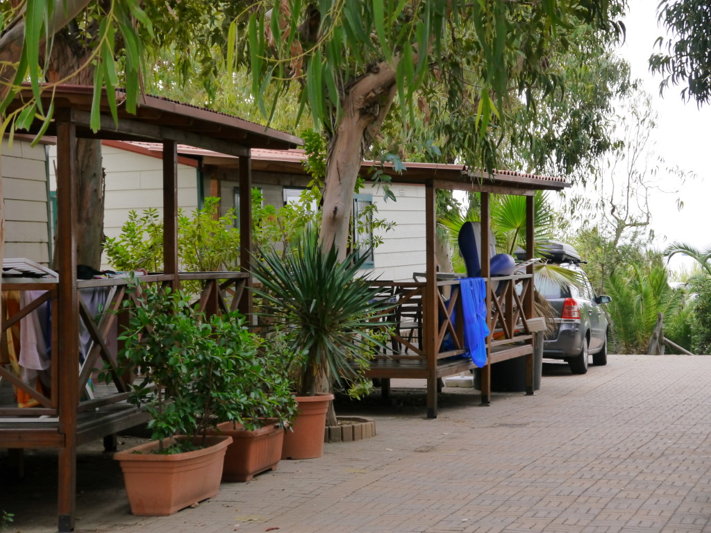Camping Villaggio dei Fiori Sanremo- domki do wynajęcia