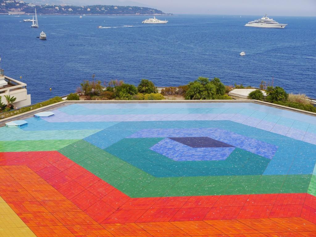 Kolorowe Monako :)