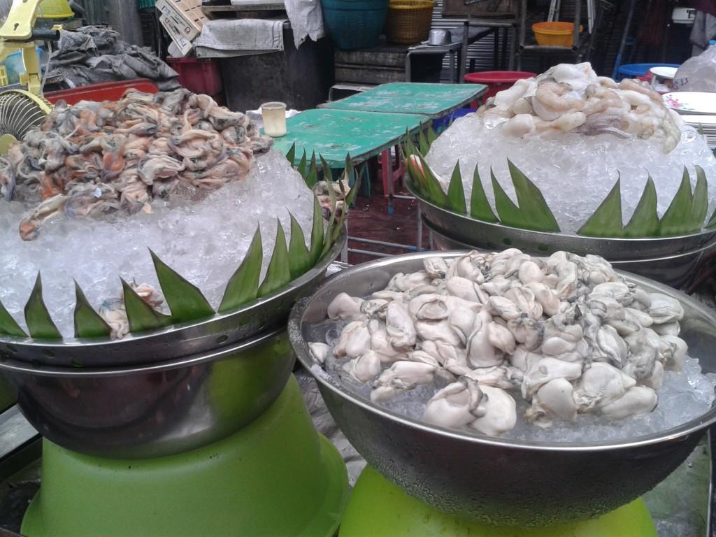 Jedzenie Chinatown Bangkok