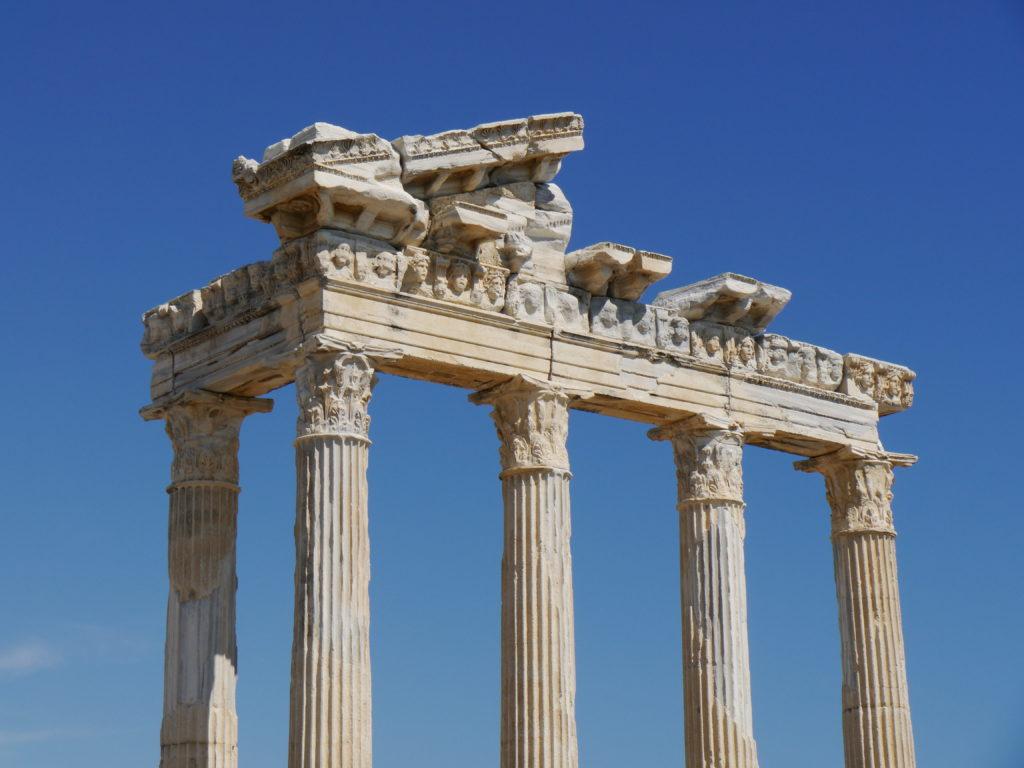 Świątynia Apolla i Ateny w Side