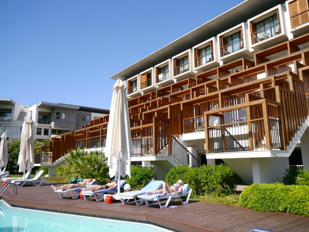 Lykia World&Links Golf Antalya Turcja all inclusive basen