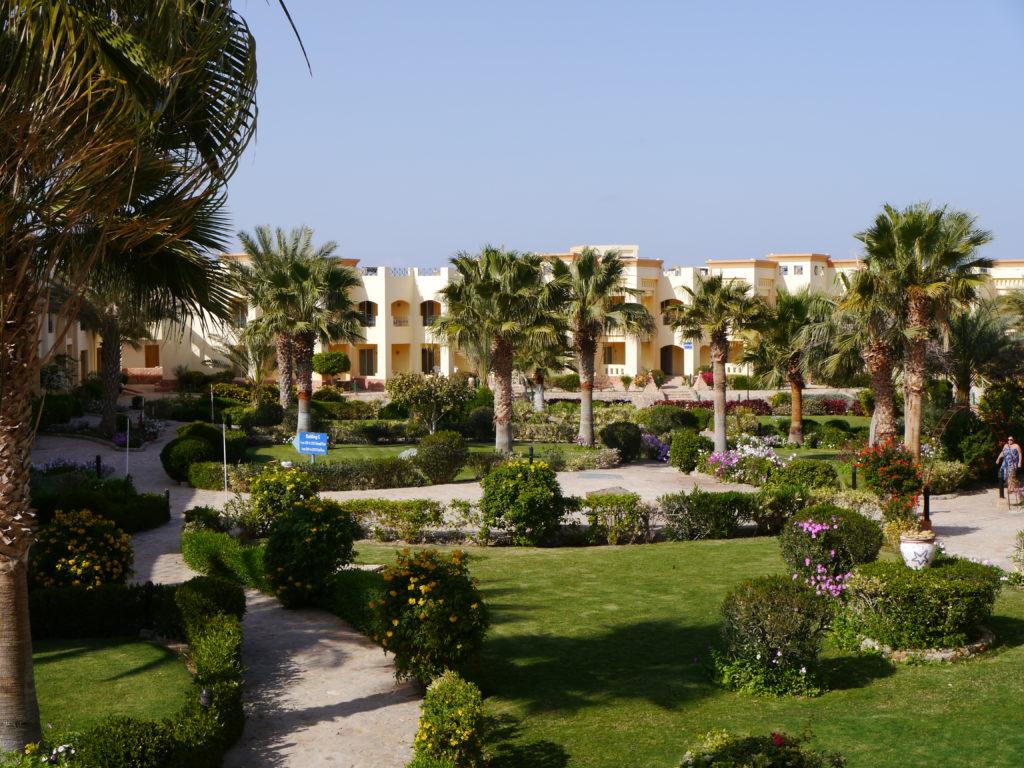 Blue Reef Resort Marsa Alam Egipt moja opinia