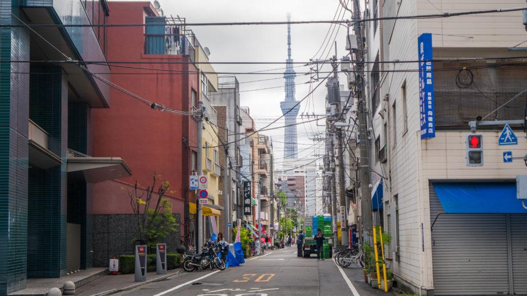 Asakusa Tokio Japonia
