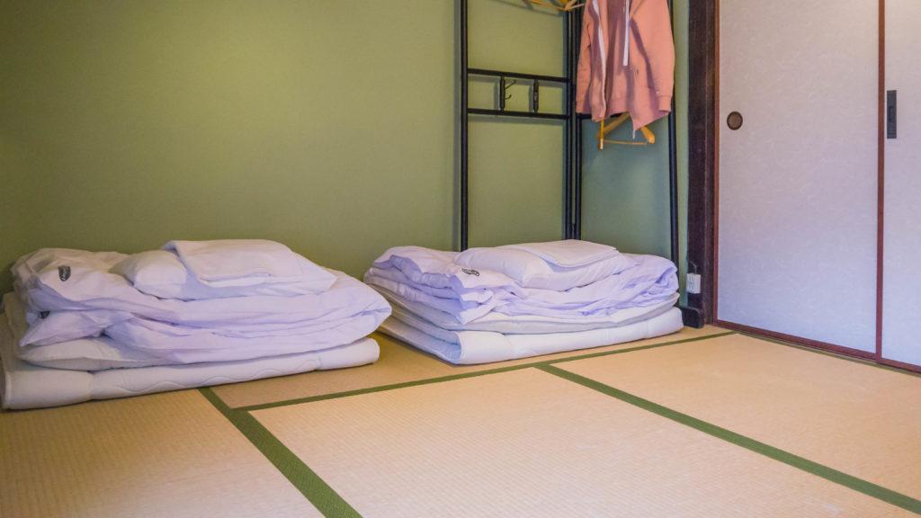 Tradycyjny 100-letni dom w Kioto w Japonii