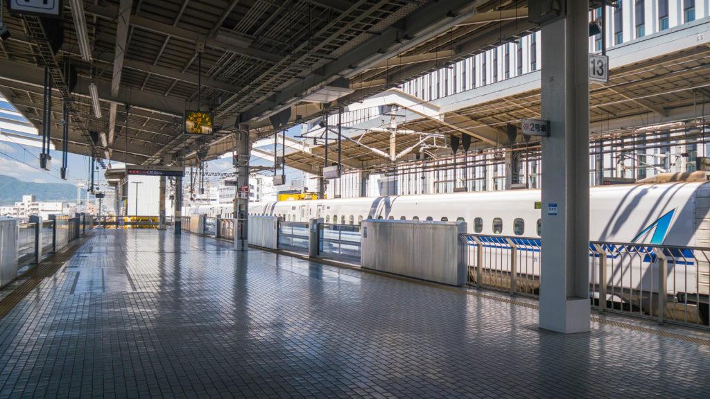 Japoński Shinkansen- jak używać JR Pass?