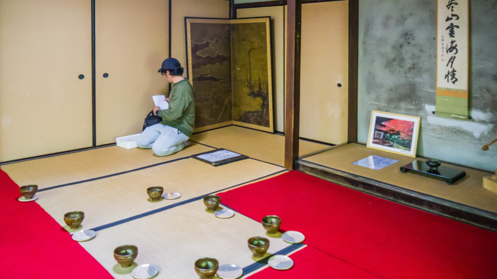 Pawilon herbaciany w Kyoto (Japonai by Podróże Szczęściary)