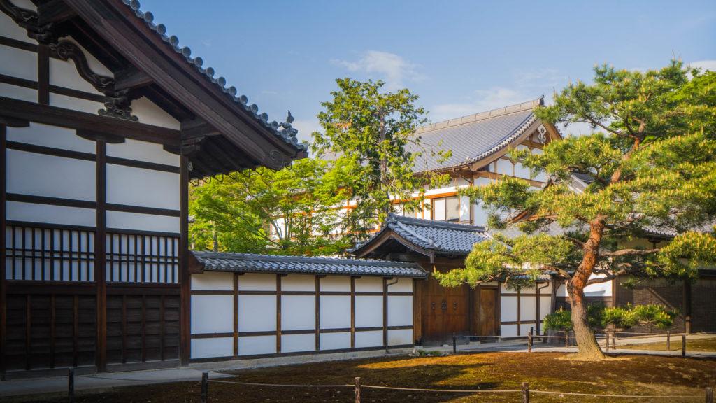 Kinkakuji - złoty pawilon w Kyoto