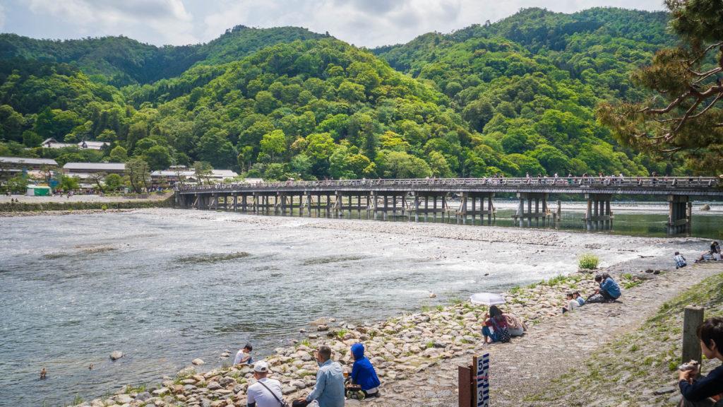 Arashiyama Kyoto (Japnia by Podróże Szczęściary)