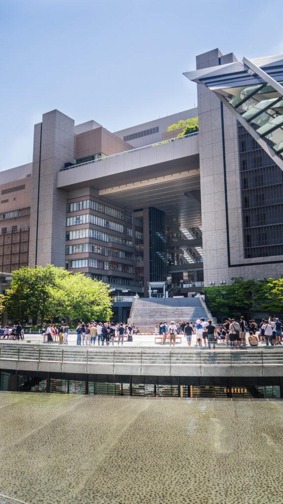 Osaka Station (Japonia by Podróże Szczęśćiary)
