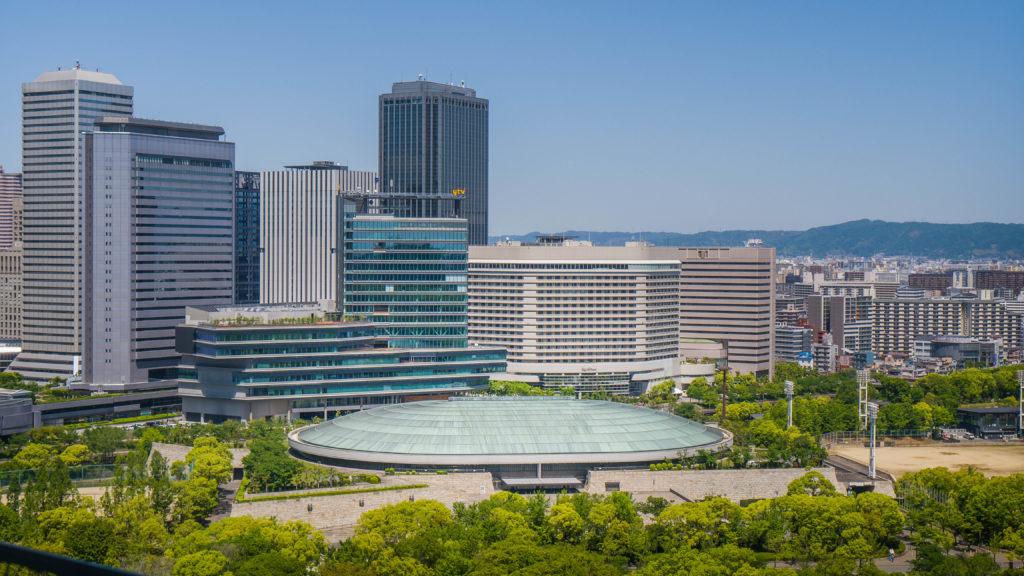 Zamek Osaka (Japonia by Podróże Szczęściary)